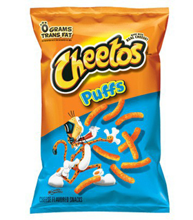 Cheetos puffs jumbo