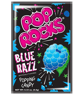 Pop Rocks goût mûre