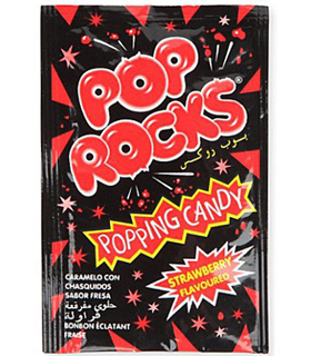 Pop Rocks fraise
