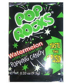 Pop Rocks pastèque