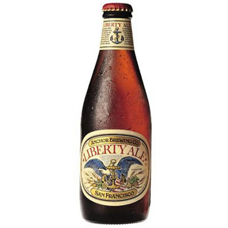 LIBERTY ALE BEER